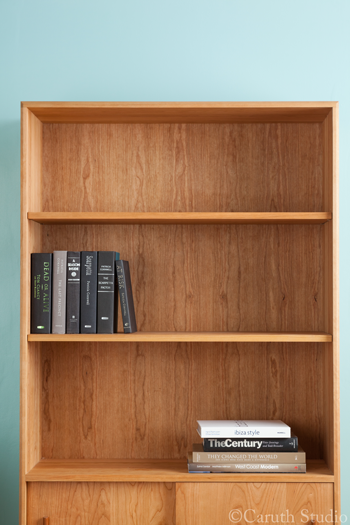 How-to-style-a-bookcase-step-2