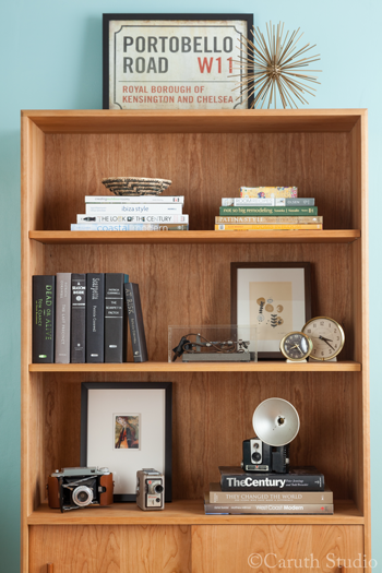 How-to-style-a-bookcase-step-6