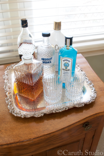 Drinks-tray-on-vintage-cabinet