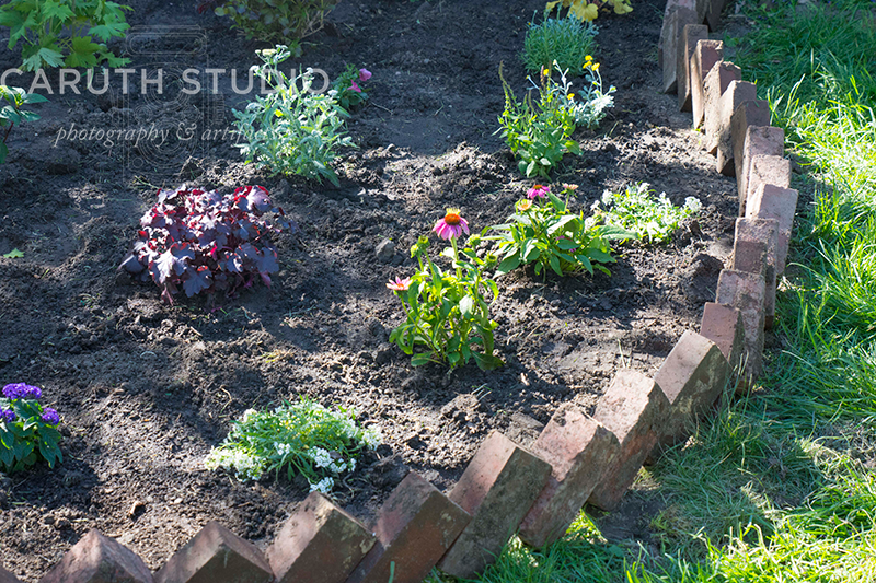 flower bed Border edging