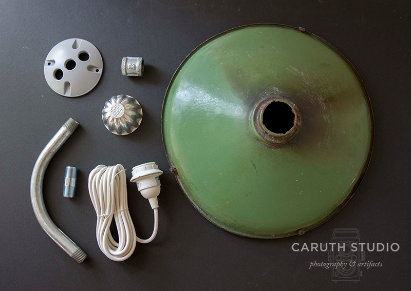 Components for lamps