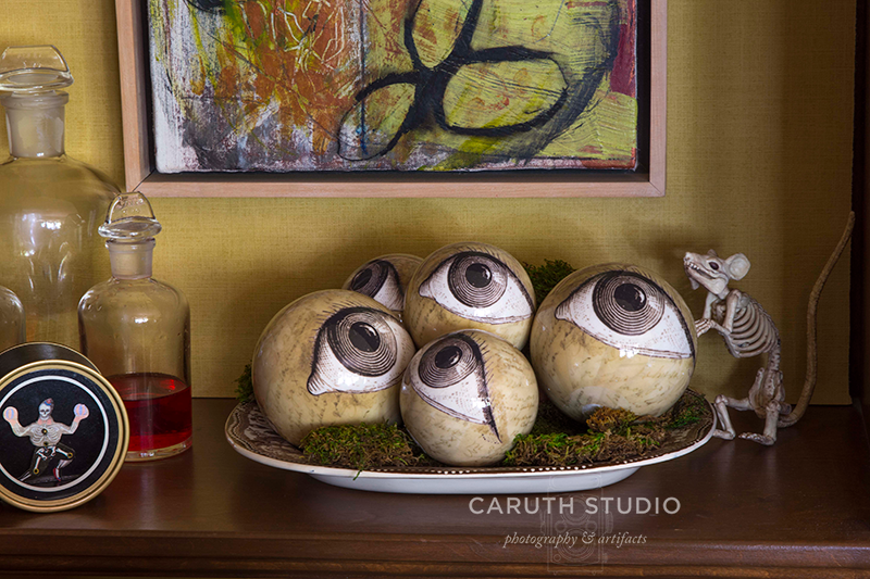 bowl full of four grapefruit-size eyeballs