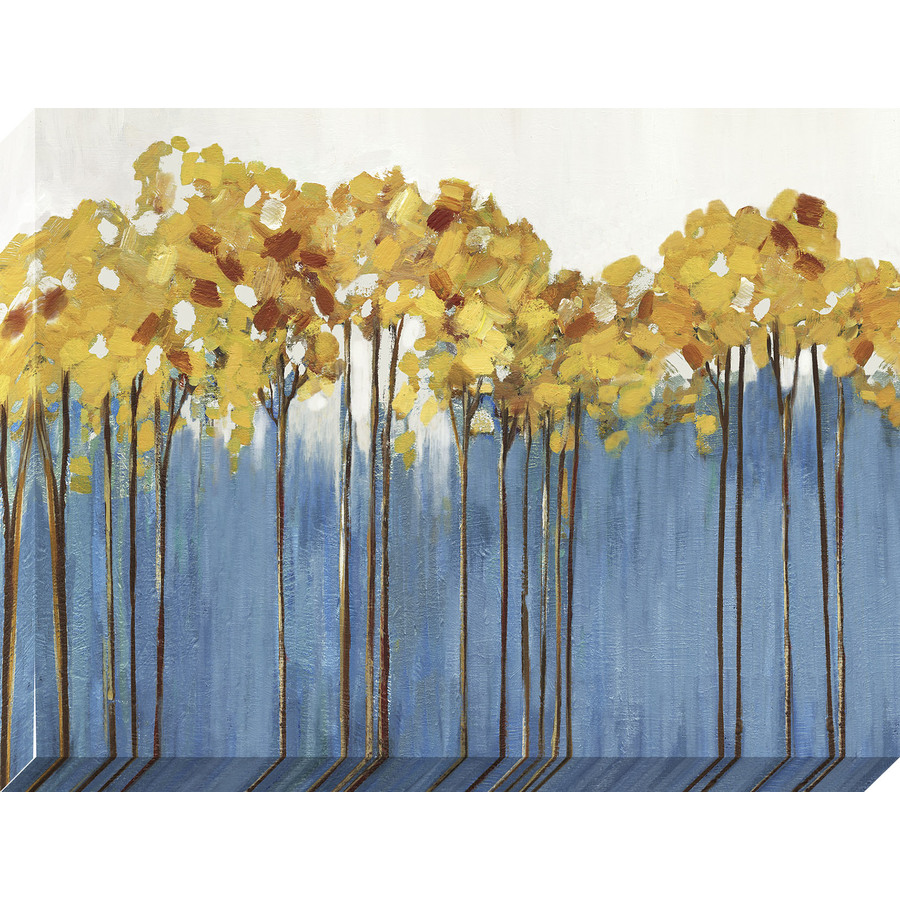 Lowes_40-in W x 30-in H Frameless Landscapes Canvas Print